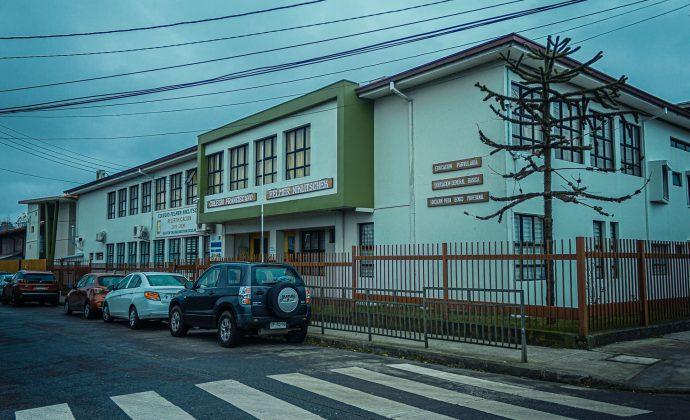 Trabajo Social en Red - Colegio Felmer Niklitschek